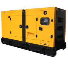 Generator – 100kVA Diesel Silent Pack
