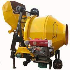 Concrete Mixer – 1200kg Electric