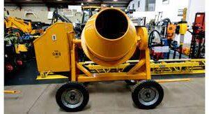 Concrete Mixer – 180kg Diesel