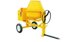 Concrete Mixer – 320L Diesel