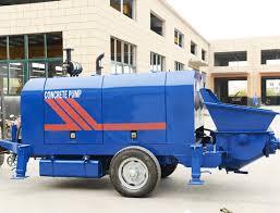 Concrete Pump – Diesel 30m³