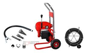 Drain Cleaning Machine – Electric 220V